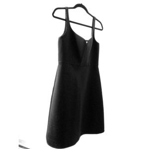 & Other Stories - Sweetheart Black Dress - Size 8